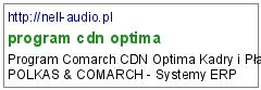 program cdn optima